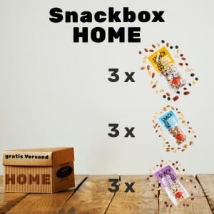 Snackbox Home