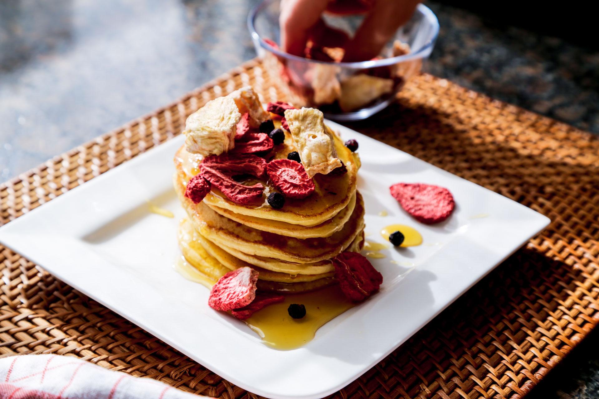 Easy Morning Pancakes