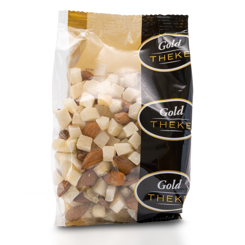 Mandel, Kokos & Pomelo Nuss- und Fruchtmischung - GoldTHEKE